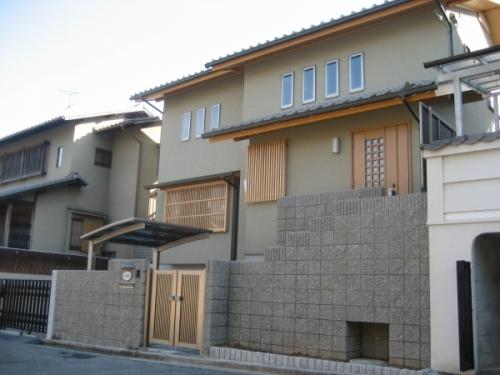 注文住宅(ザ・和風モダンテイスト)